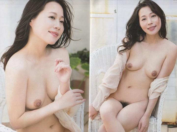 福田ヘアヌード画像